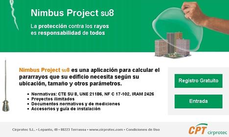 Nimbus Project Protección Contra Rayos Cirprotec