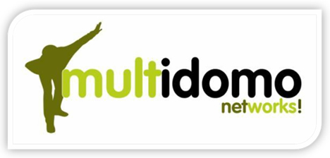 Logo Multidomo Software Control Hogar Digital Multidomo