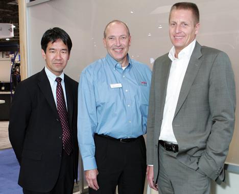 Axis, Bosch y Sony Acuerdo Video IP