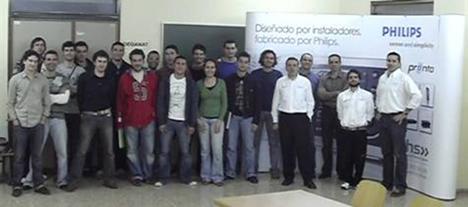 IHS en Master Hogar Digital Universidad Valencia