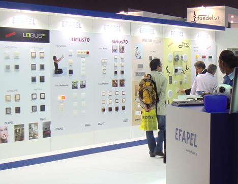 Efapel Instalmat 2008