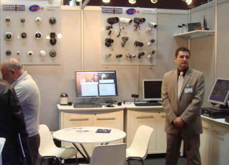 Euroma Telecom Stand Instalmat 2008