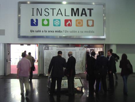 Acceso Interior InstalMat 2008