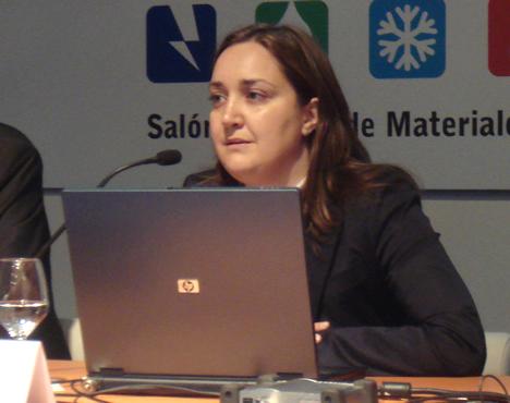 Marisol Fernández CEDOM Conferencia Domótica InstalMat 2008