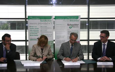 Schneider Electric y la Fundación Metal Asturias