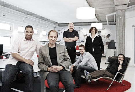 Linksys Designcenter Dinamarca