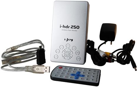 Disco Duro iJoy i-HDR 250
