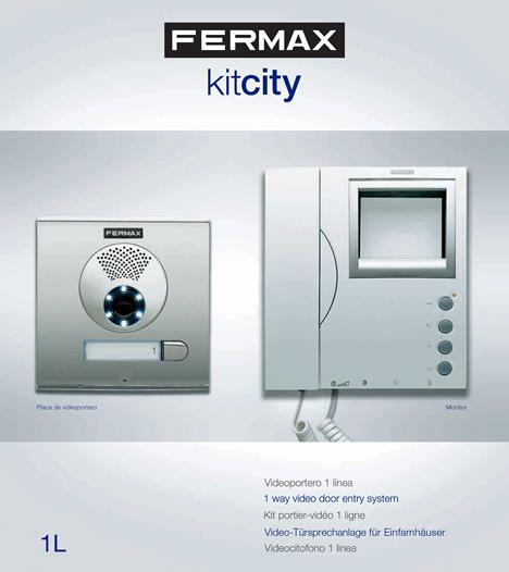 Fermax Catalogo Kits City