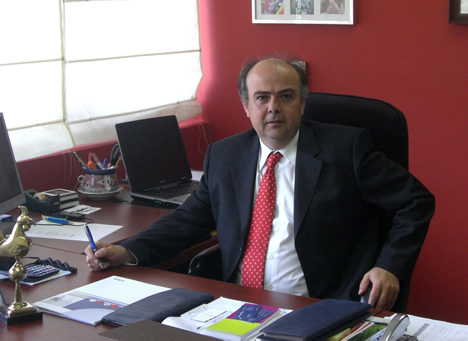 Antonio Cano Visonic Ibérica