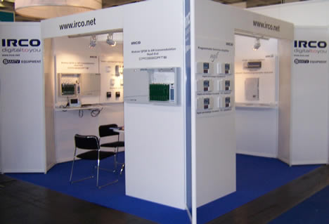 IRCO Stand