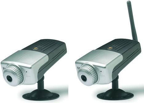 Cámaras IP PowerLink Visonic
