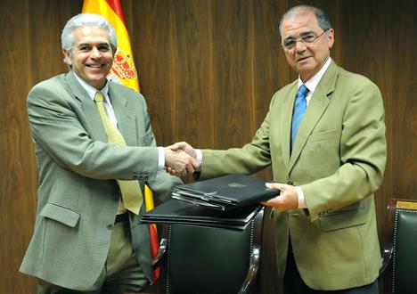 Firma Acuerdo COIT SETSI
