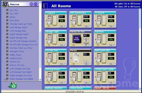 ActiveHome Pro Home Systems