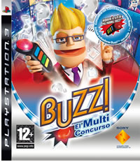 Buzz! El Multi Concurso de SONY PS3
