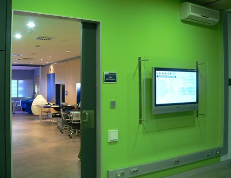 Sala BCNdigital Acceso