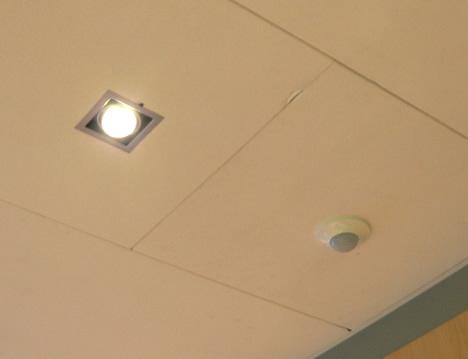 Sensor Iluminación Sala BCNdigital
