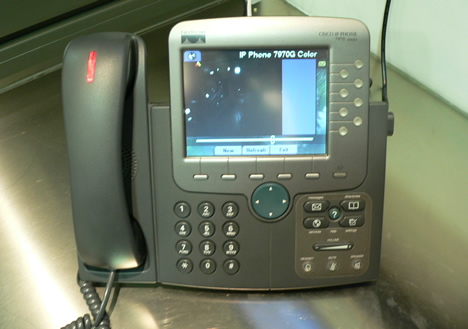 Telefonía IP Sala BCNdigital