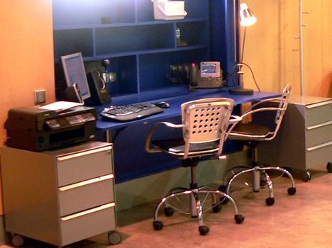 Zona de Trabajo Sala BCNdigital
