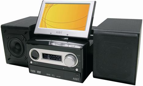 Airis Mini Cadena Digital L204