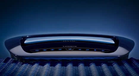 Linksys Router Dual-N WRT-