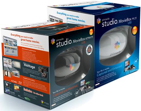Pinnacle Studio MovieBox