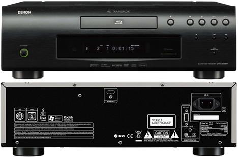 Denon Blu-ray DVD-2500BT