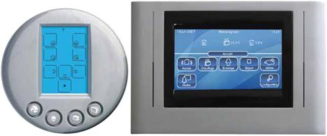 Interfaces Tydom 200 y Tydom 410 Delta Dore