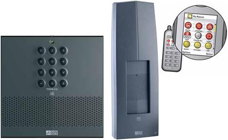Tydom Interfaces 410 y Central CTX 60 Delta Dore