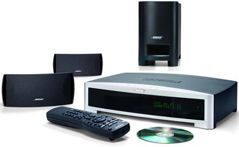 Bose DVD 321 SERIE III