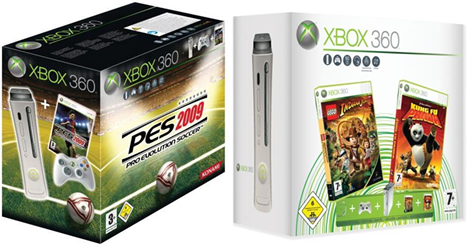 Microsoft Xbox360 Packs