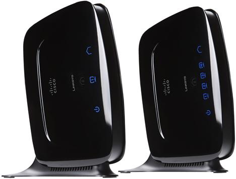PLC Linkys by Cisco