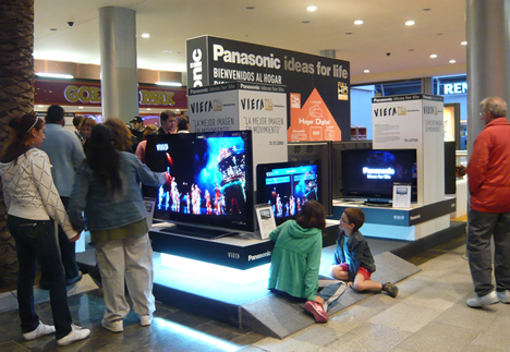 Panasonic Caravan Tour Hogar Digital