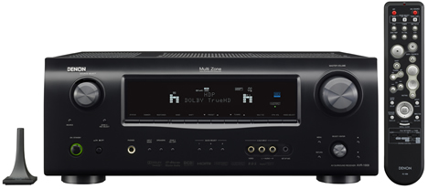 Denon Receptor Audio Video