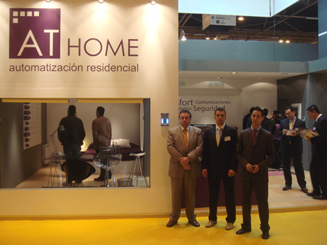 ATHome Stand MATELEC 2008