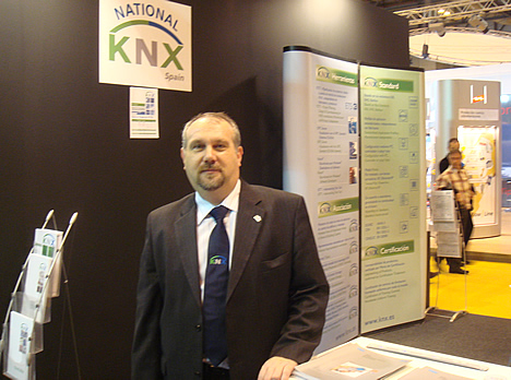 KNX Stand National MATELEC 2008