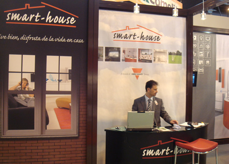 Smart-House Stand MATELEC 2008