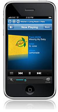 Sonos iPhone