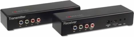 Comm-Tech Audio Video IP Cat5