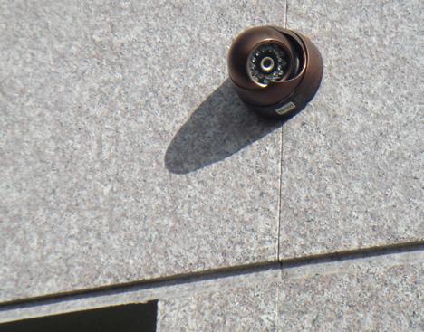 Cámara Videovigilancia El Sitio de los Negrales de TOGASA Secosol