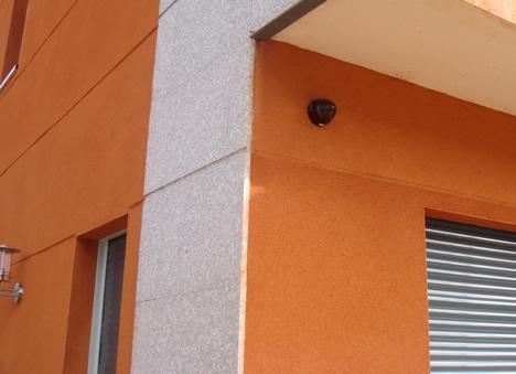 Cámara Exterior El Sitio de los Negrales de TOGASA Secosol