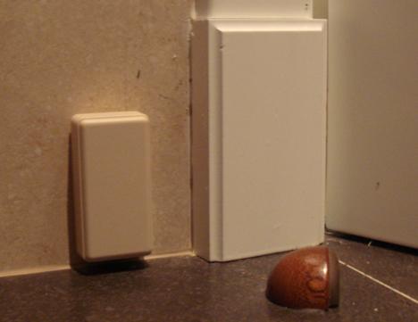 Detector Sensor de Agua El Sitio de los Negrales de TOGASA Secosol