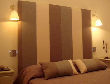 Dormitorio Domótica KNX El Sitio de los Negrales de TOGASA Secosol