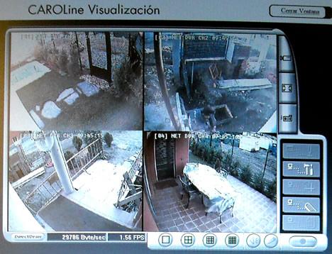 Visualización Remota PC El Sitio de los Negrales de TOGASA Secosol