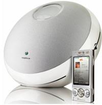 Sony Ericsson Home Audio inalámbrico MBS-900