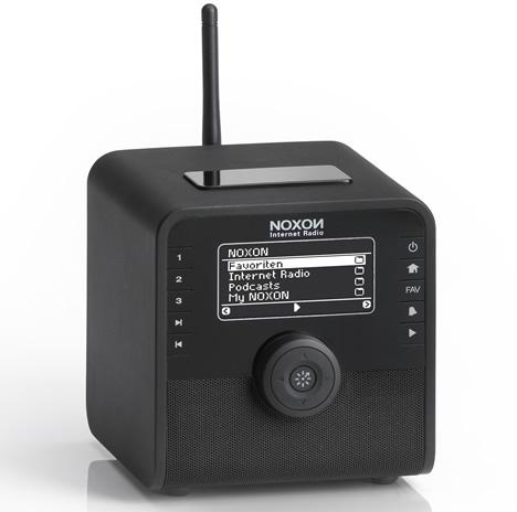 NOXON iRadio Cube