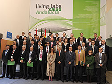 Living Labs Salud Andalucia Junta de Andalucia