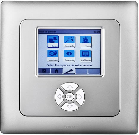 Legrand Pantalla táctil In One by Legrand