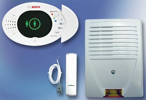 Bosch Central de Alarma Easy Series