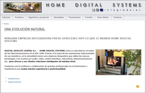 Web Home Digital Systems
