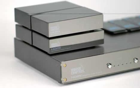 Matriz Distribuidora HDMI de House Control distribuido por IHS